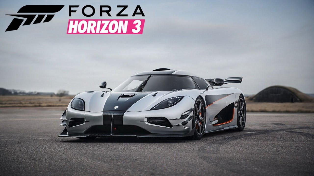 Five Of The Best Hypercars In Forza Horizon Part Youtube