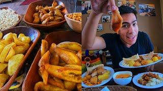 3 comidas que DEBES COMER en Latacunga