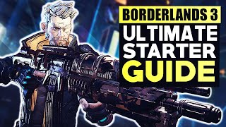 Borderlands 3 | Ultimate Starter Guide - Things I Wish I Knew Before Playing
