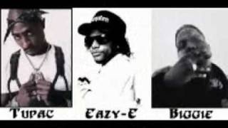 2pac biggie smalls easy-e