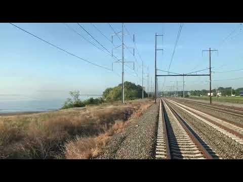 Septa Regional Rail Time-lapse 2