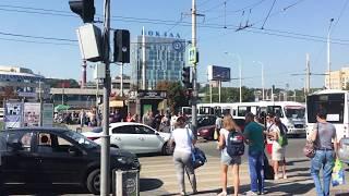 Три вокзала. Ростов-на-Дону: главный автовокзал, железнодорожный Ростов-Главный и пригородный