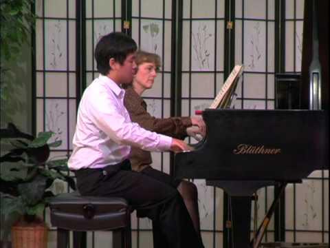 Beethoen Emperor Concerto: 3rd Movement