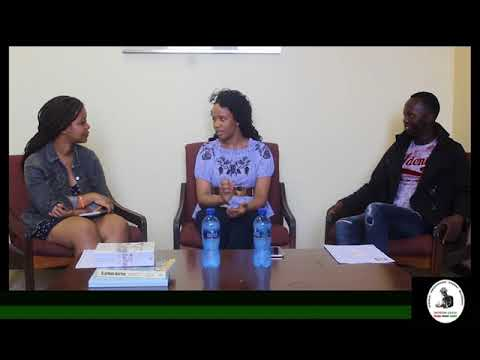 Afri ESM TV interview with Sinenhlanhla Sikhosana, Ph D Student in Astrophysics part 3
