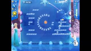 Frozen Free Fall 2 - Walkthrough Level 90