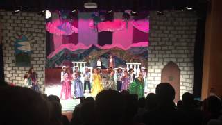The Contest - The Little Mermaid @ Kellett School