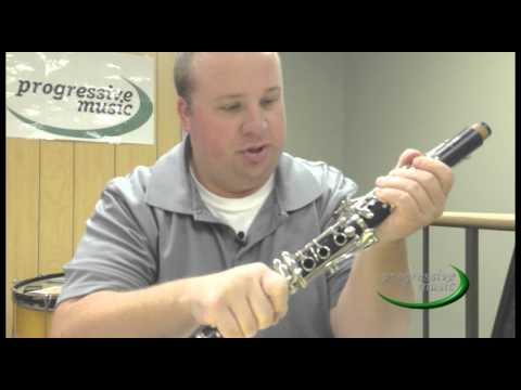 Putting Together Your Clarinet - Progressive Music - The Downbeat
