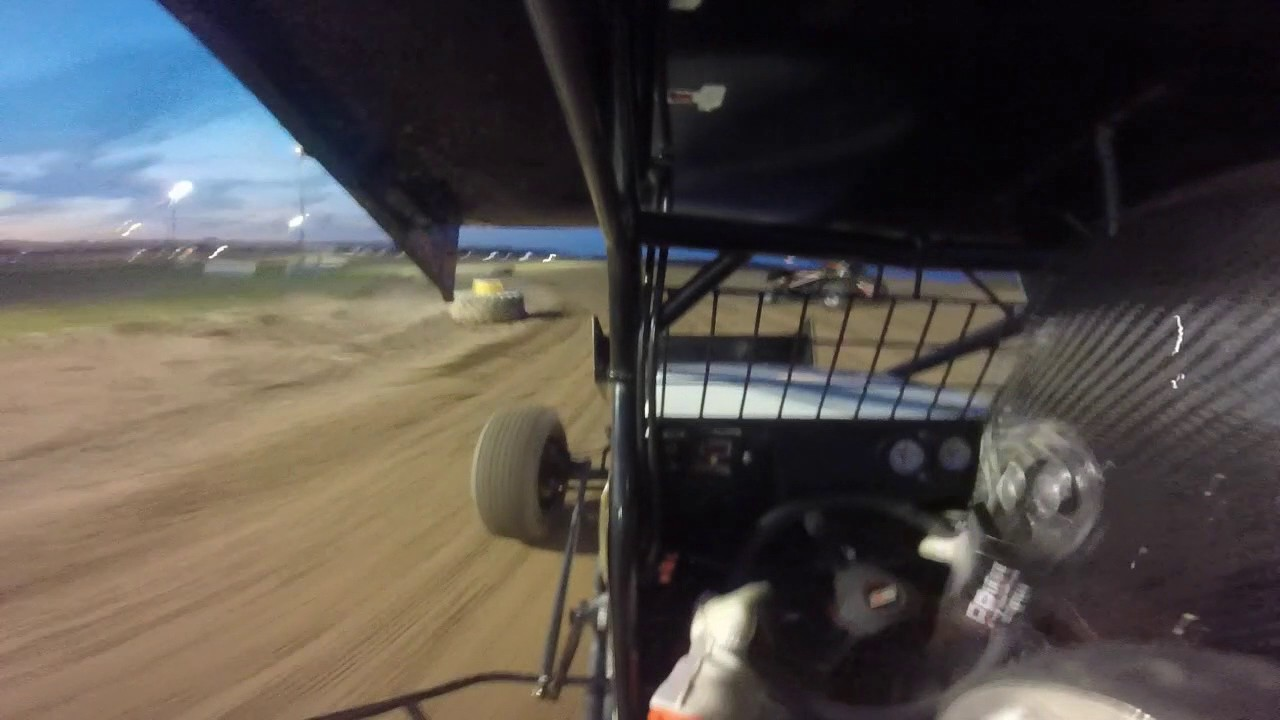 Humberstone Speedway Crate Sprint Car July 30 - 17 - YouTube