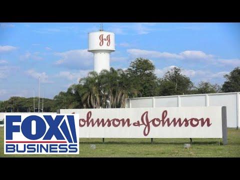 Johnson & Johnson CFO: 'Confident' in speedy coronavirus vaccine manufacturing