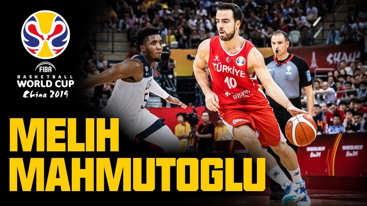 Melih Mahmutoglu - ALL his BUCKETS & HIGHLIGHTS from the FIBA Basketball World Cup 2019