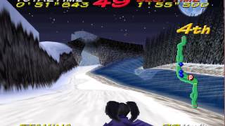 Gameplay - Big Mountain 2000 [N64]