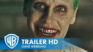 SUICIDE SQUAD - Comic Con Clip Deutsch HD German (2016)