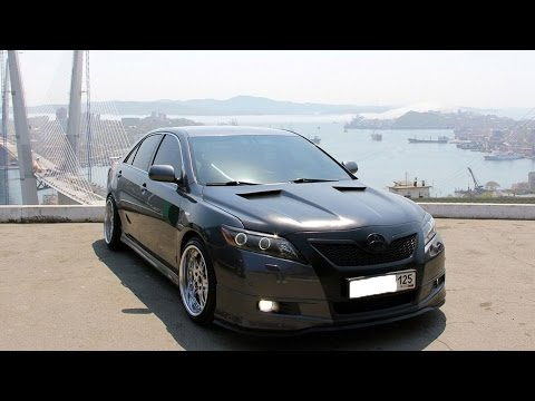 Toyota Camry Tuning