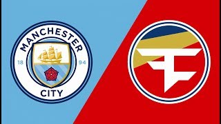 FAZE CLAN vs MANCHESTER CITY