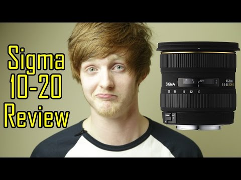 Sigma 10-20mm f/4-5.6 Review