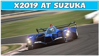 X2019 at Suzuka | GT Sport Hot laps