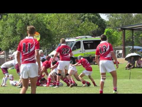 Ormiston College vs St Pauls First XV 2016
