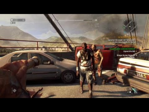 Dying Light: The Following – Enhanced Edition funny event |