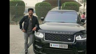 Dulquer Salmaan Car Collection 2019
