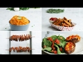 Sweet Potato 4 Ways