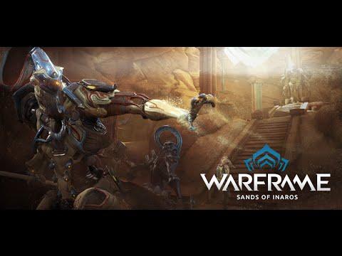 Warframe Quest: Sande Des Inaros [Deutsch/German]