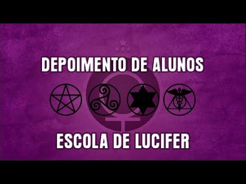 Depoimentos de Alunos da Escola de Lucifer