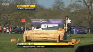 La Biosthetique - Sam FBW & Michael Jung - 2013 Badminton XC