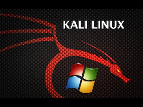 Install Kali Linux 2.0 (Sana) in UEFI Mode (Dual Boot Windows 8/8.1/10)