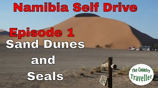 Namibia Self Drive, staying in Lodges - Episode 1