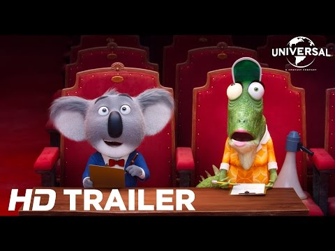 Sing (2016) Trailer 1 (Universal Pictures) [HD]