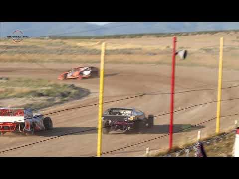 Wild Bill's Raceway Modified Heat Race 7/12/19