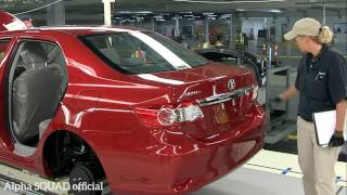 Toyota Corolla Manufacturing - Toyota Corolla Production and Assembly