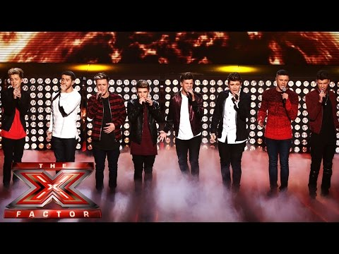Stereo Kicks sing Elton John's Don't Let The Sun Go Down On Me | Live Week 7 | The X Factor UK 2014
