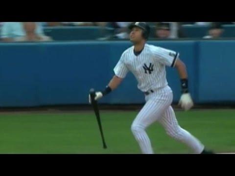 Jeter notches first 100-RBI season