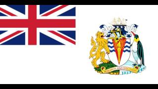 Flag of the British Antarctic Territory