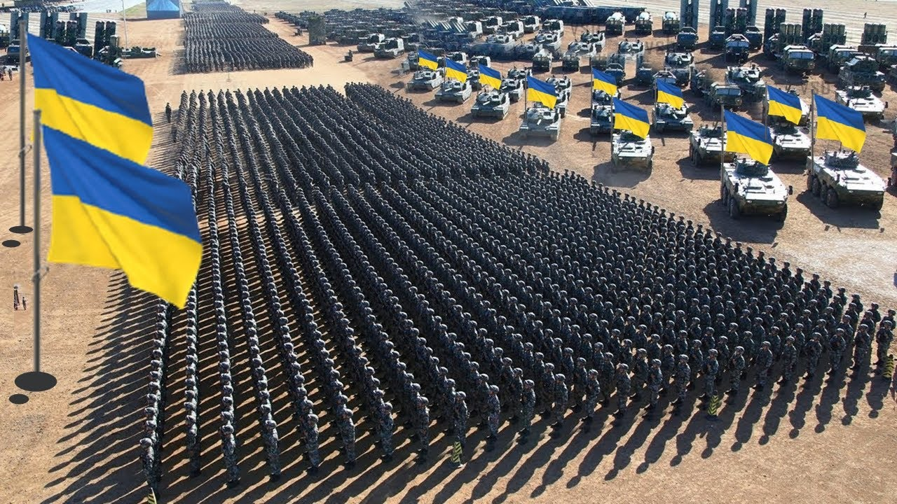 Armed Forces of Ukraine | How Powerful is UKRAINE? | Ukrainian Military Power 2021