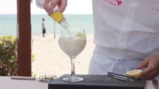 La Menorquina presents Mango Gintonic
