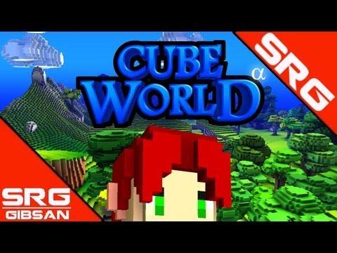 Cube World Alpha: Quick Start 101