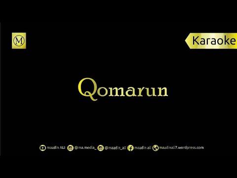 🎙 Qomarun | Full Lirik Dan Terjemahan | [Karaoke] | [No Vocal]