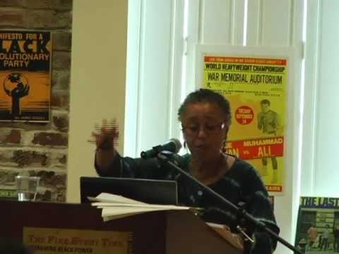 Avery Research Center Black Power Conference Plenary Panel: State of the Field - Part III