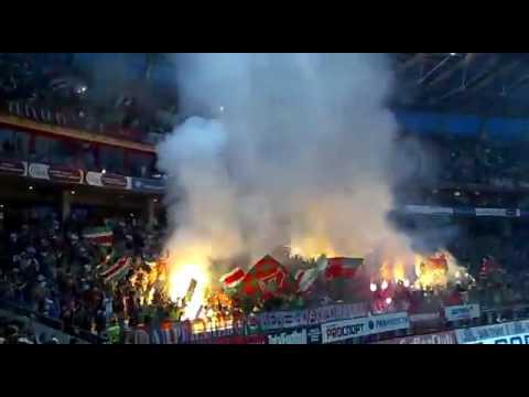 Lokomotiv Moscow pyro!