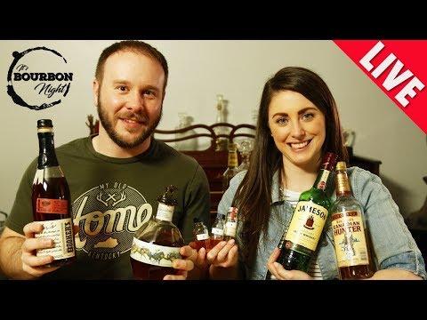 Happy World Whiskey Day! - Live Whiskey Tastings!