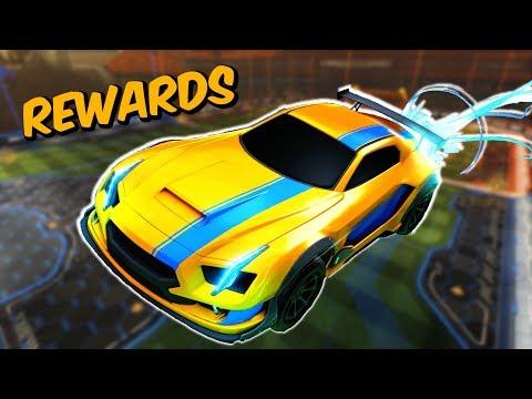 ? New Ranked Rewards & Game Modes | Rocket League News thumbnail
