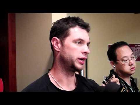 Brandon Belt postgame interview