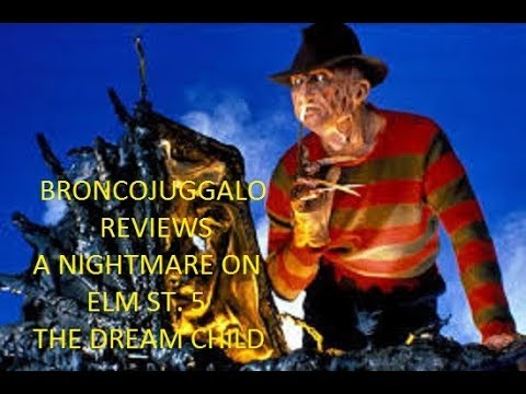 A NightMare On Elm St 5 Dream child