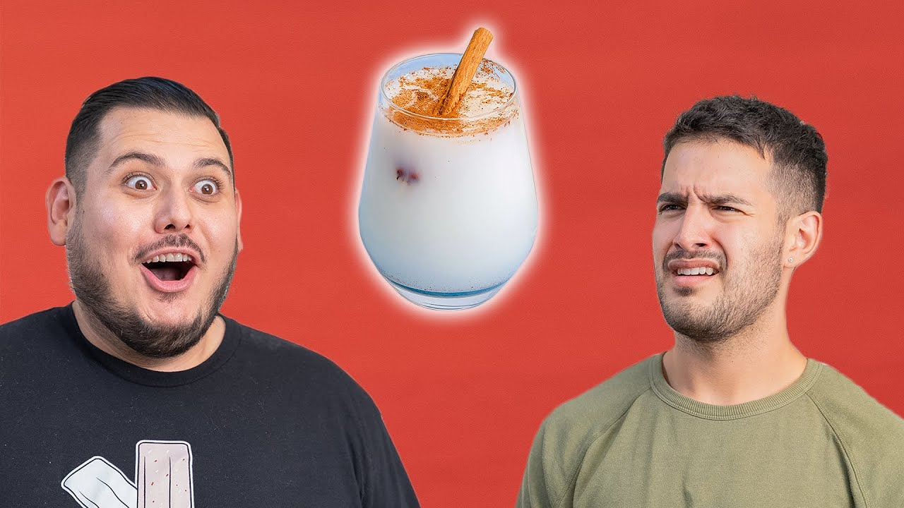 HORCHATA | Mexican Survival Guide