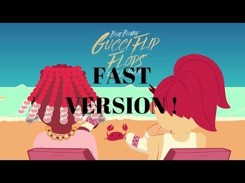 GUCCI FLIP FLOPS (Fast Version)