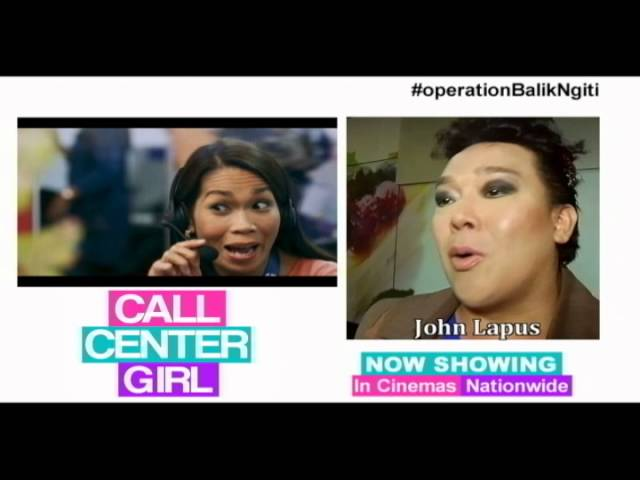 Call Center Girl (The cast) Travel Video