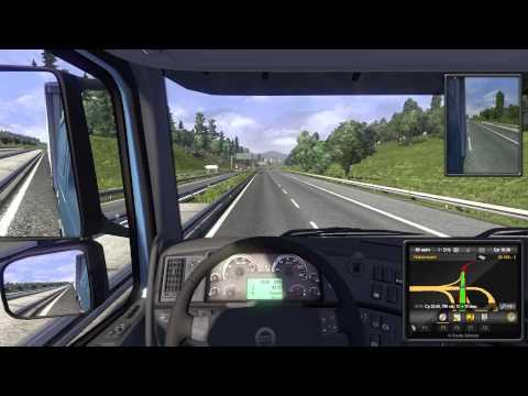 Euro Truck Simulator 2 - Дальнобойщики онлайн (multiplayer)