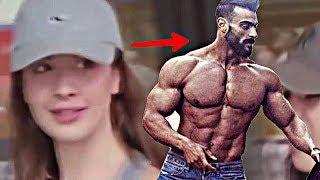 When a Muscular Men Take Shirt Off In Public !! 2018